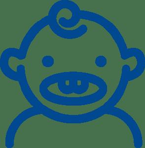 children's dentistry logo image